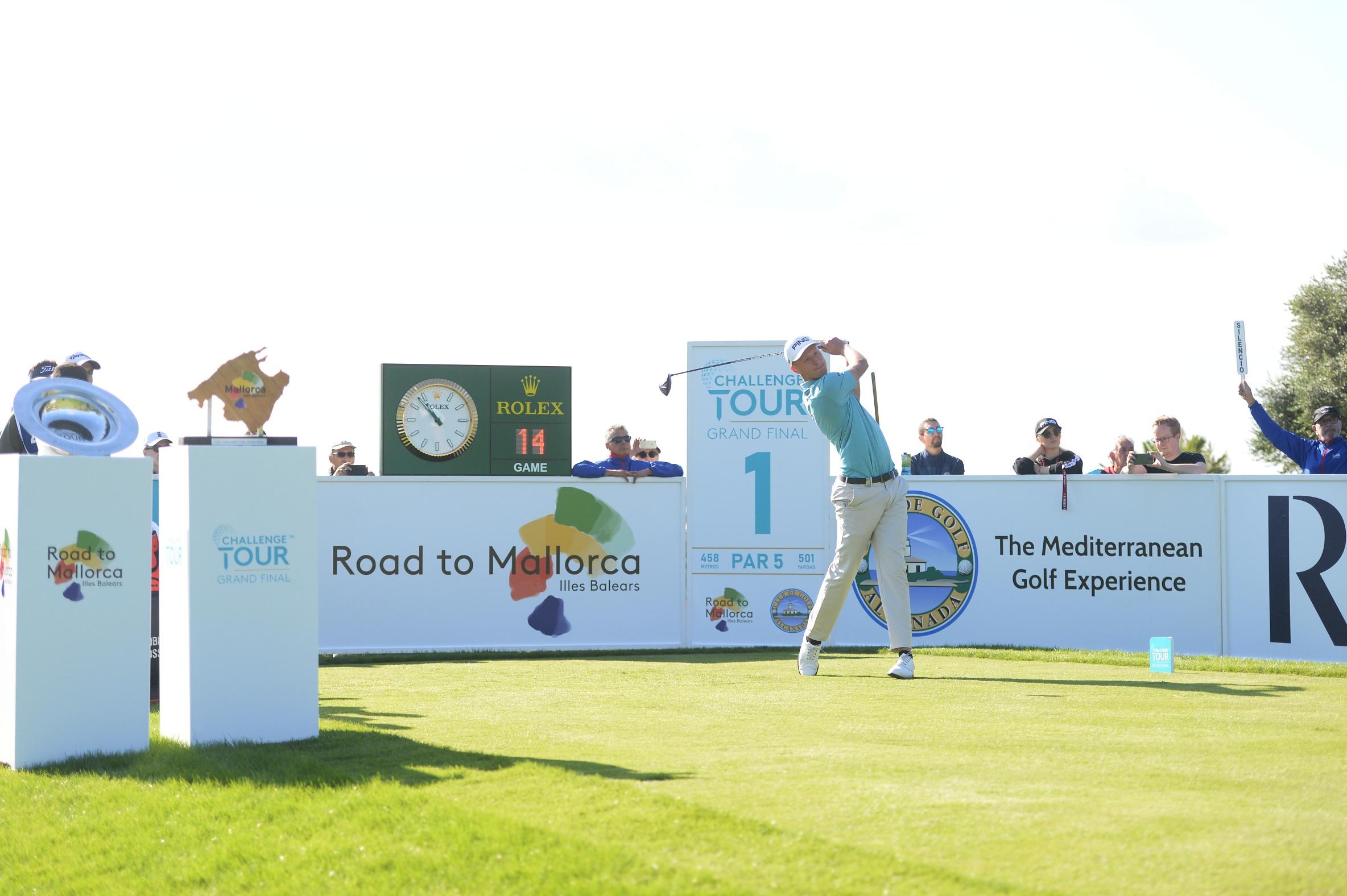 Mallorca, sede europea del golf